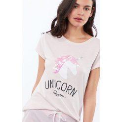 Etam - Top piżamowy. Piżamy damskie marki MAKE ME BIO. W wyprzedaży za 54.90 zł.