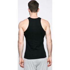Henderson - T-shirt piżamowy. Szare piżamy męskie Henderson, z bawełny, z krótkim rękawem. Za 29.90 zł.