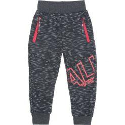 Czarne Spodnie Dresowe Core. Czarne spodnie sportowe dla chłopców Born2be, z dresówki. Za 49.99 zł.