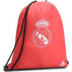 Plecak adidas - Real 3RD Gb DQ1437  Recor/Vivred. Czerwone plecaki damskie Adidas, z materiału, sportowe. Za 69.95 zł.