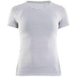 Craft Koszulka Triko Essential V White L. Białe koszulki sportowe damskie Craft. Za 67.00 zł.