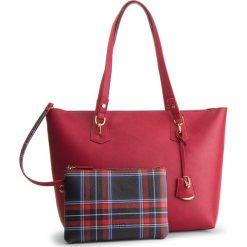 Torebka LIU JO - M Tote E/W Hawaii N68146 E0554 Red 91656. Czerwone torebki do ręki damskie Liu Jo, ze skóry ekologicznej. Za 599.00 zł.