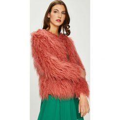Pepe Jeans - Kurtka Gilda. Różowe kurtki damskie Pepe Jeans, z jeansu. W wyprzedaży za 769.90 zł.