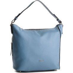Torebka PUCCINI - BT18505  Blue 7. Niebieskie torebki do ręki damskie Puccini, ze skóry ekologicznej. W wyprzedaży za 139.00 zł.