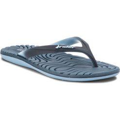 Japonki RIDER - Smoothie IV Fem 82222 Blue/Blue 20764. Klapki damskie marki Nike. Za 89.99 zł.