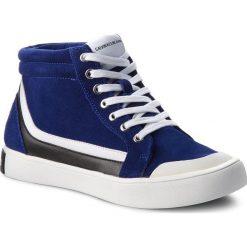 Trampki CALVIN KLEIN JEANS - Dione S1765 Ocean/White/Black. Niebieskie trampki męskie Calvin Klein Jeans, z gumy. Za 619.00 zł.