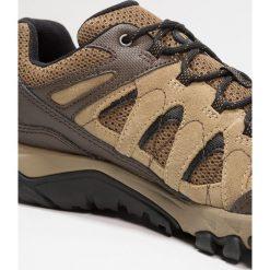 Merrell OUTMOST VENT Obuwie hikingowe brown. Trekkingi męskie Merrell, z materiału, outdoorowe. Za 379.00 zł.
