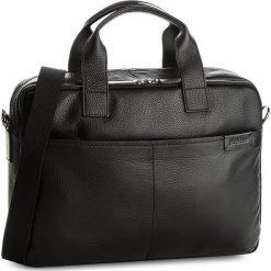 Torba na laptopa STRELLSON - Garret 4010002347 Black 900. Czarne torby na laptopa damskie Strellson, ze skóry. Za 1,049.00 zł.