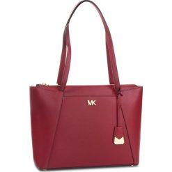 Torebka MICHAEL MICHAEL KORS - Maddie 30S8GN2T2L  Maroon. Czerwone torebki do ręki damskie MICHAEL Michael Kors, ze skóry. Za 1,199.00 zł.