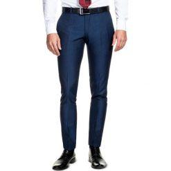 Spodnie LEONARDO GDGS900030. Eleganckie spodnie męskie marki Pulp. Za 499.00 zł.