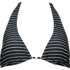 """Biustonosz bikini """"Sabaglione"""" w kolorze granatowo-białym. Biustonosze Brunotti, w paski. W wyprzedaży za 56.95 zł."""