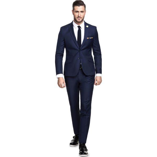 f576d1c94abab Zestaw garnitur + koszula i krawat GRATIS - Garnitury męskie marki ...