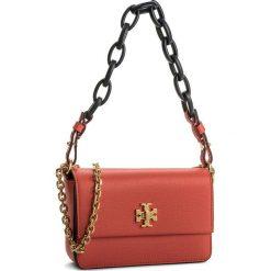 Torebka TORY BURCH - Kira Mini Bag 45307 Poppy Red 614. Brązowe torebki do ręki damskie Tory Burch, ze skóry. W wyprzedaży za 869.00 zł.