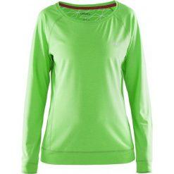 Craft Bluza damska Pure Light Sweatshirt zielona r. XL (1903321-2810). Bluzy damskie Craft. Za 108.62 zł.