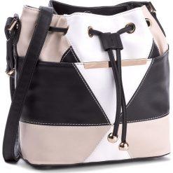 Torebka JENNY FAIRY - RC10381  Czarny 1. Czarne torebki do ręki damskie Jenny Fairy, ze skóry ekologicznej. Za 99.99 zł.