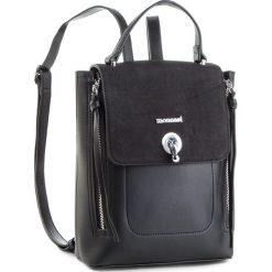Plecak MONNARI - BAG2570-020 Black. Czarne plecaki damskie Monnari, ze skóry ekologicznej. W wyprzedaży za 209.00 zł.