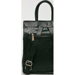 Answear - Plecak. Plecaki damskie ANSWEAR, ze skóry ekologicznej. Za 149.90 zł.