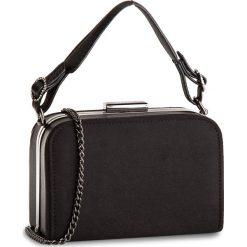 Torebka MARELLA - Cobea 687106812 003. Czarne torebki do ręki damskie Marella, z materiału. W wyprzedaży za 379.00 zł.
