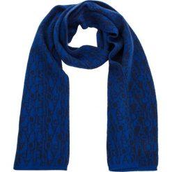 Szal EMPORIO ARMANI - 404576 8A528 12533 Royal Blue/Dark Blu. Niebieskie szaliki męskie Emporio Armani, z materiału. Za 319.00 zł.