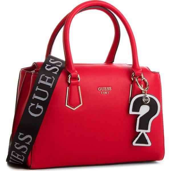 69a950455f52f Torebka GUESS - HWVG68 76060 LIP - Czerwone torebki do ręki damskie marki  Guess, ze skóry ekologicznej. W wyprzedaży za 439.00 zł. - Torebki do ręki  damskie ...