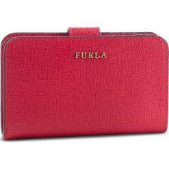 Duży Portfel Damski FURLA - Babylon 875396 P PR85 B30 Ruby. Czerwone portfele damskie Furla, ze skóry. Za 620.00 zł.