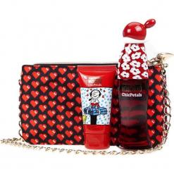 """3-częściowy zestaw """"Cheap & Chic Chic Petal"""" - EDT, balsam, torebka. Brązowe torebki do ręki damskie Zestawy prezentowe, z aplikacjami. Za 129.95 zł."""