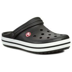 Klapki CROCS - Crocband 11016 Black. Czarne klapki damskie Crocs, z tworzywa sztucznego. W wyprzedaży za 159.00 zł.