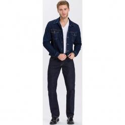 Dżinsowa kurtka - Regular fit - w kolorze granatowym. Niebieskie kurtki męskie Cross Jeans. W wyprzedaży za 136.95 zł.
