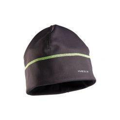 Czapka do golfa męska. Szare czapki i kapelusze męskie marki Giacomo Conti, na zimę, z tkaniny. Za 39.99 zł.