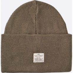 Jack & Jones Vintage - Czapka. Szare czapki i kapelusze męskie Jack & Jones Vintage. W wyprzedaży za 29.90 zł.