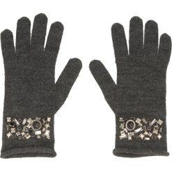Rękawiczki Damskie MARELLA - Aversa 65660466 S 001. Szare rękawiczki damskie Marella, z materiału. W wyprzedaży za 279.00 zł.