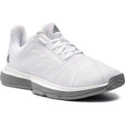 Buty adidas - CourtJam Bounce W CG6354 Ftwwht/Ftwwht/Lgrani. Obuwie sportowe damskie marki Adidas. Za 329.00 zł.