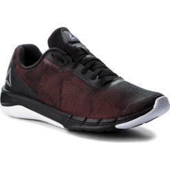 Buty Reebok - Fast Flexweave CN5098 Black/Primal Red/Shrk/Wht. Czarne buty sportowe męskie Reebok, z materiału. W wyprzedaży za 279.00 zł.