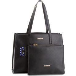 Torebka LOVE MOSCHINO - JC4268PP06KJ0000  Nero. Czarne torebki do ręki damskie Love Moschino, ze skóry ekologicznej. W wyprzedaży za 729.00 zł.