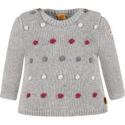 Sweter w kolorze szarym. Swetry dla dziewczynek marki bonprix. W wyprzedaży za 172.95 zł.