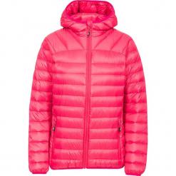 """Kurtka puchowa """"Trisha"""" w kolorze różowym. Czerwone kurtki damskie Trespass Snow Women, z puchu. W wyprzedaży za 260.95 zł."""