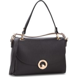 Torebka LIU JO - S Top Handle Duomo P N68021 E0060 Nero 22222. Czarne torebki do ręki damskie Liu Jo, ze skóry ekologicznej. W wyprzedaży za 519.00 zł.