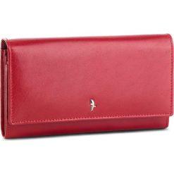 Duży Portfel Damski PUCCINI - PL1944 Red 3. Czerwone portfele damskie Puccini, ze skóry. Za 228.00 zł.