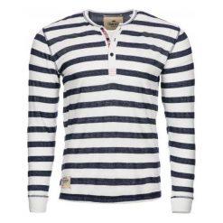 Timeout T-Shirt Męski M, Biały. Bluzki z długim rękawem męskie marki Marie Zélie. Za 146.00 zł.