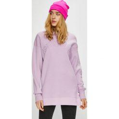 Tally Weijl - Bluza. Szare bluzy damskie TALLY WEIJL, z aplikacjami, z bawełny. W wyprzedaży za 79.90 zł.