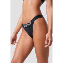 Calvin Klein Dół bikini Brazilian - Black. Czarne bikini damskie Calvin Klein. Za 161.95 zł.