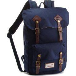 Plecak DOUGHNUT - 8077C-0069-F  Cordura Navy. Niebieskie plecaki damskie Doughnut, z materiału. Za 389.00 zł.