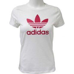 Koszulka dziewczęca Trefoil Tee biała r. 170 (BK2019). Białe bluzki dla dziewczynek Adidas. Za 87.63 zł.