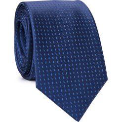 Krawat KWGR001733. Niebieskie krawaty i muchy Giacomo Conti, z mikrofibry. Za 69.00 zł.