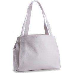Torebka CREOLE - K10500 Szary. Szare torebki do ręki damskie Creole, ze skóry. Za 279.00 zł.