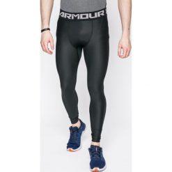 Under Armour - Legginsy Armour 2.0. Szare legginsy sportowe męskie Under Armour, z dzianiny. W wyprzedaży za 159.90 zł.