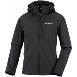 Columbia Kurtka Męska Cascade Ridge Ii Softshell Black Xl. Czarne kurtki sportowe męskie Columbia, z softshellu. Za 405.00 zł.