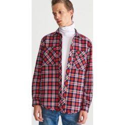 Koszula w kratę - Czerwony. Koszule damskie marki SOLOGNAC. W wyprzedaży za 99.99 zł.