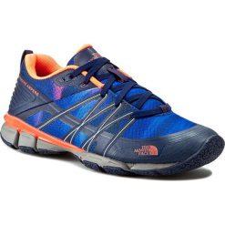 Buty THE NORTH FACE - Litewave Ampere T0CXU1GSL-050 Patriot Blue Print/Tropical Coral. Obuwie sportowe damskie marki Nike. W wyprzedaży za 219.00 zł.