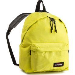 Plecak EASTPAK - Padded Pak'r EK620 Young Yellow 72T. Żółte plecaki damskie Eastpak, z materiału, sportowe. Za 189.00 zł.